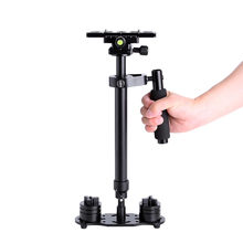DHL 60cm Professional Handheld Stabilizer Steadicam for Camcorder Digital Camera Video Canon Nikon Sony DSLR Mini Steadycam