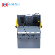 Portable for mobile software key cutter programmable cutting machine auto smart locksmith tools with ce(China)