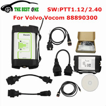 2017 For Volvo 88890300 Vocom Interface SW PTT1.12/2.40 FOR VOLVO/Renault/UD/Mack Truck Bus Diagnose For Volvo Vcads For Renault