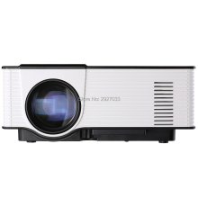low cost Mini LED LCD projector Home Theater TV Proyector