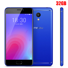 "Meizu M6 4G LTE Cell Phone5.2"" HD 720P 3GB 32GB 5.2"" HD 720P MTK6750 Octa Core 13.0mp Camera Fingerprint Smart Phone(China)"