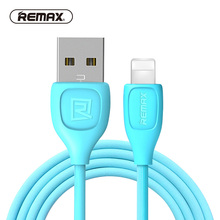Buy REMAX USB Data Cable iphone 6s Charging TPE USB Cable fast transfer charger 1m 8pin sync data cable iphone5/6/7 for $2.51 in AliExpress store