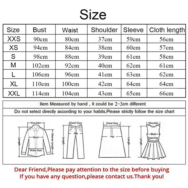 size xxs-2xl