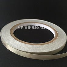 1x 15mm* 20M EMI Shielding Conductive Fabric Tape for Professional Electronic Parts, PC Phone PCB Cable Repair, Single Adhesive