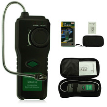 MASTECH MS6310 Portable Gas Detector Combustible Gas Leak Detector Propane Natural Gas Analyzer With Sound Light Alarm