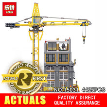 Lepin 15031 4425Pcs Genuine MOC Series The Classic Construction site Building Blocks Bricks Toys Model as Christmas Gifts(China)