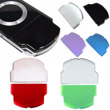 High Quality 9 Colors Plastic Battery Cover Lid Shell For Sony PSP Slim 2000(China)