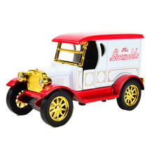BOHS 1:32 Alloy Toy Vehicle Model With Classical Master Acousto-optic Lightening and Sound Antique Car Wecker Diecast Toys(China)