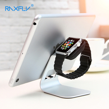RAXFLY Charging Stand For Apple Watch iWatch iPad iPhone Samsung Bracket Docking Station Stock Cradle Holder Desktop Support(China)