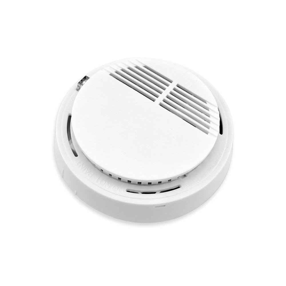 RT Fire Smoke Sensor Detector Alarm Tester Home Security System Cordless RT High Sensitivity Fire Smoke Alarm Sensor Standalone<br><br>Aliexpress