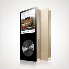 "Original Brand BENJIE K9 MP3 Music Player 8GB Metal 1.8"" Screen Play 60h Lossless Sound with Speakers FM Radio Voice Recorder"