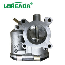 Loreada Throttle Body Assembly For VW Volkswagen FOX GOL KOMBI VOYAGE motor 030133062F 44SMV5B car engine spare parts oem(China)