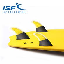 fcs carbon surfboards fins prancha de surf future quilhas aletas Quad G3 5 7 longboard paddle surfboard fins(China)