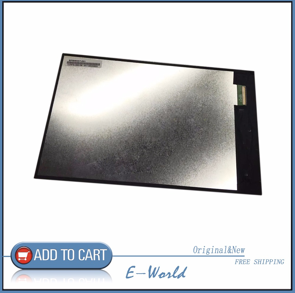 Original 9.6inch LCD screen BP096WX7-001 BP096WX7 for tablet pc free shipping<br>