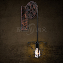 Factory direct sales wall sconce vintage wall spot lights indoor new design industrial wall sconce