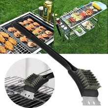Durable Grill Cleaning Brush Barbecue Accessories Bbq Tools Churrasco Barbacoa Parrilla Grille Barbecue Mangal Grill Brush