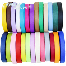 "(10 meters/lot) 3/8"" (10mm) Grosgrain Ribbon Wholesale gift wrap decoration Christmas ribbons(China)"