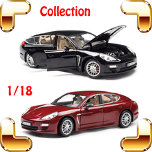 New Arrival Gift PNMR 1/18 Large Metal Model Car Sport Drive Model Scale Alloy Collection Vehicle Toys Car Pro-Fans Show