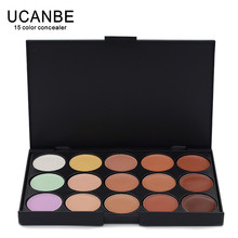 Professional Base Makeup 15 Color Concealer Palette Facial Corretivo Neutral Care Camouflage Make Up(China)