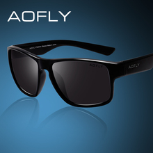 AOFLY Brand Polarized Sunglasses Men Male Cool Outdoor Sport Sun glasses for Driving TR90 Goggles Eyewear gafas de sol hombre
