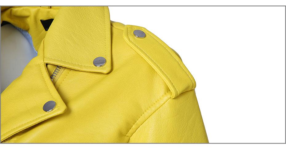 Short Leather Jacket (2)