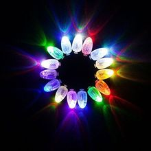 Christmas mini led balloon lamp ball Light for Chinese Paper Lantern Party supplies halloween party wedding decoration 35off