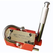 2T 2000kg Permanent Magnetic Lifter PML Magnetic Crane Metal Steel Plate Lifting Tool Heavy Duty Hoist Lifting New