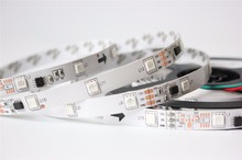 Led Strip 1903 IC 5050 chip DC12V Digital RGB Dream color 133 types Non waterproof 5M/lot 150leds stage led