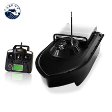 Hot JABO-2CG China manufacturer  functional GPS carp fishing rc bait boat with Sonar fish finder