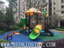 Exported to Thailand With FORM E Certificate Duty Free Playground for School HZ-03501b(China)