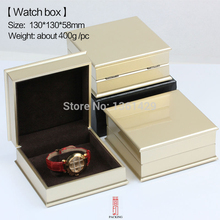 Golden lacquer boxes for bangles watch and Bracelet Boxes Case body surface all baking varnish disposal beautiful generous