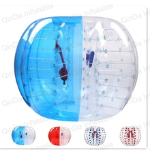 High Quality Human Bubble Football / Inflatable Bubble Football / Inflatable Bubble Ball For Sale