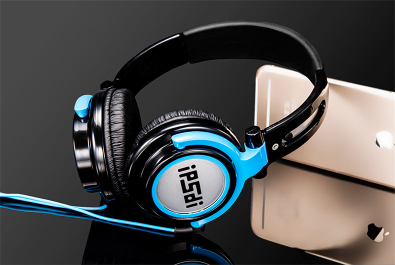 Ipsdi EP1205 Computer Gaming Headband Active Noise Reduction With Microphone High quality HiFi for all mp3 play