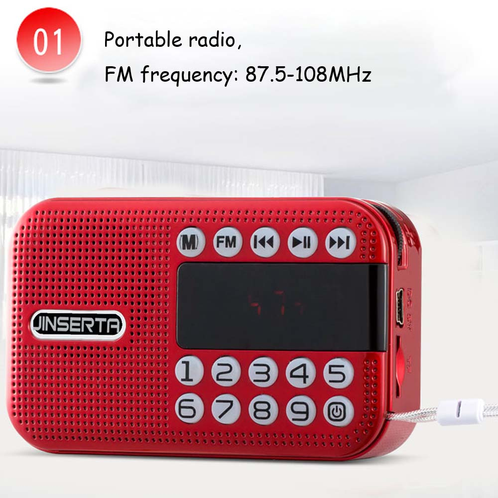 E3223-mini FM radio-4