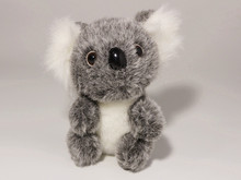 16cm lovely simulate koala plush toy, peluche koala stuffed animal doll for kid, baby toys(China)