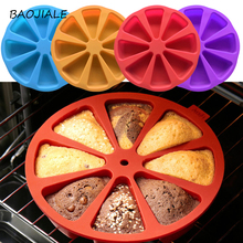 1 Pcs Random Color 2017 New Bread Cake Cooking Baking Moulds  Kitchen Accessories Mold Tools Food Grade Silicone  Bakeware Tools