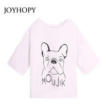 New 2017 baby Kids Girls BoysTshirt Child Clothing Childrens Tops Summer Clothes Cartoon Dog Short Sleeve Girl Boy Tee
