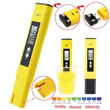 LCD Digital Water PH Meter Pen Tester Accuracy 0.01 Aquarium Pool Water Wine Urine Automatic Calibration(China)