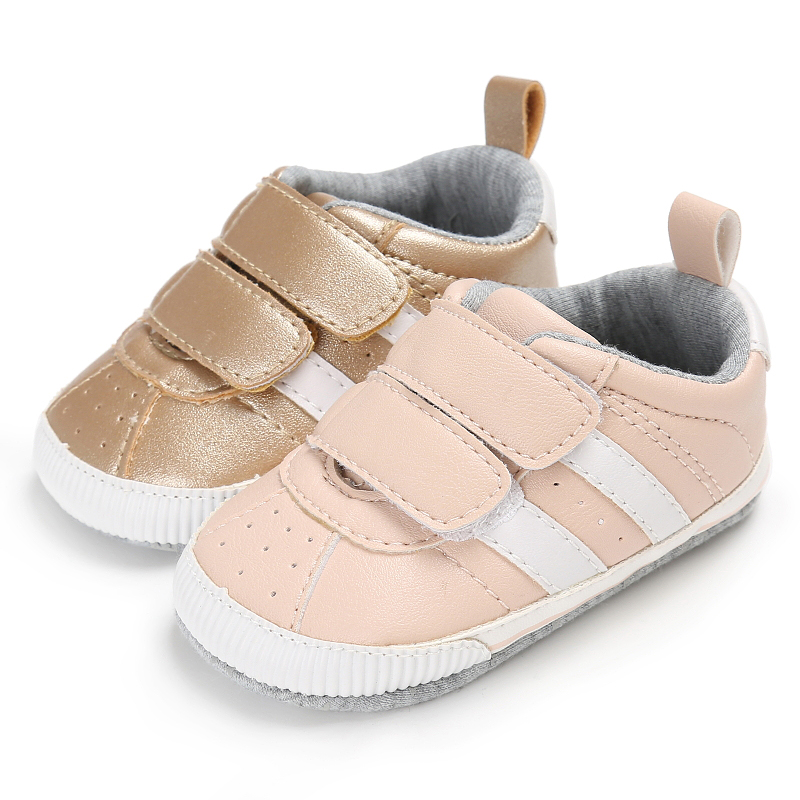 Fashion PU Leather Baby Moccasins Newborn Baby Shoes For Kids Sneakers Infant Indoor Crib Shoes Toddler Boys Girls First Walkers 5