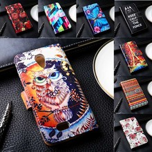 Flip PU Leather Phone Covers For Fly IQ4405/IQ4415/IQ4416/IQ4503/IQ4514 Cases Luxury TPU Case Inside Fashion Mobile Phone Skins