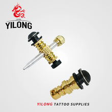 Brand New Pro 1pcs Tattoo Spring Screw Polishing Front Contact Binding Post For Tattoo Machine Parts Free Shipping(China)