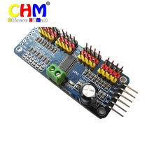XD-51 16-channel PWM / Servo / Servo Driver Board Controller Robot IIC interface #bp1610035(China)
