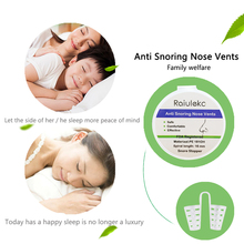 New 4 pcs Anti Snore Nasal Dilator Anti Snoring Sleep Aid Healthy Sleeping Aid Equipment Breathe Aid Stop Snore Sleep & Snoring(China)