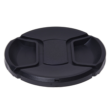 Top Deals Univeral 77mm Front Lens Cap Cover for DSLR SLR Camera