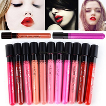 38 Color (20-38) High Quality Makeup Moisture Matte Lipstick Long Lasting Nude lip stick lipgloss red color vitality cerise star