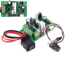 New 1 Set CCM6N PWM Max 200W Powerful DC Motor 6V 12V 24V Reversing Switch Adjustable DC Motor Speed Controller Well Working