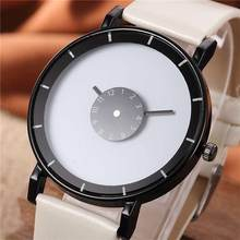 Unisex Watch Japanese Harajuku Style Simplicity Ladies Watches Student Male Han Couple Quartz Clock Lover's Gift LXH(China)