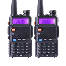 Zastone ZT-V8 Amateur Portable Walkie Talkie Radio Dual Band VHF UHF UV-5R Handheld Two-Way Ham Radio free shipping from Russia(China)