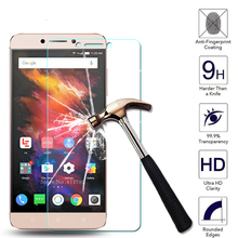 9H Premium Tempered Glass For Letv LeEco Le S3 Screen Protector Toughened protective film For Letv S3 X622 X522 X626(China)