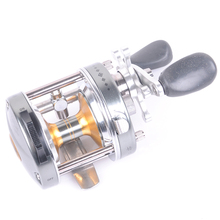 HYNIX SBC4000 Series Fishing Reels 5+1BB Ball Bearing 5.3:1 Gear Ratio Aluminum Alloy Cast Drum Wheel Bait Casting Reel(China)